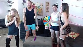 Group sex party on cam amazing so much sex